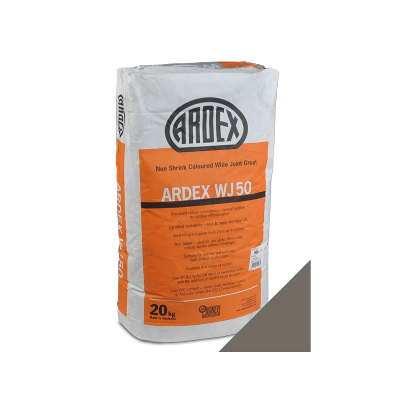 Ardex Grout WJ50 charcoal