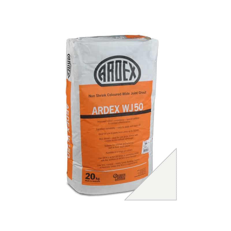 Ardex Grout WJ50 light grey