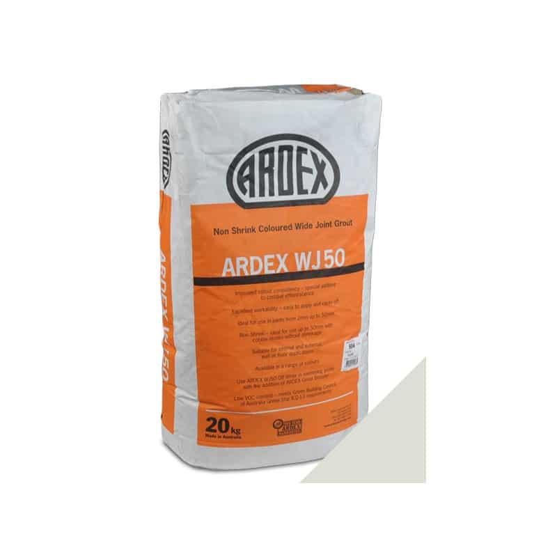 Ardex Grout WJ50 mid grey