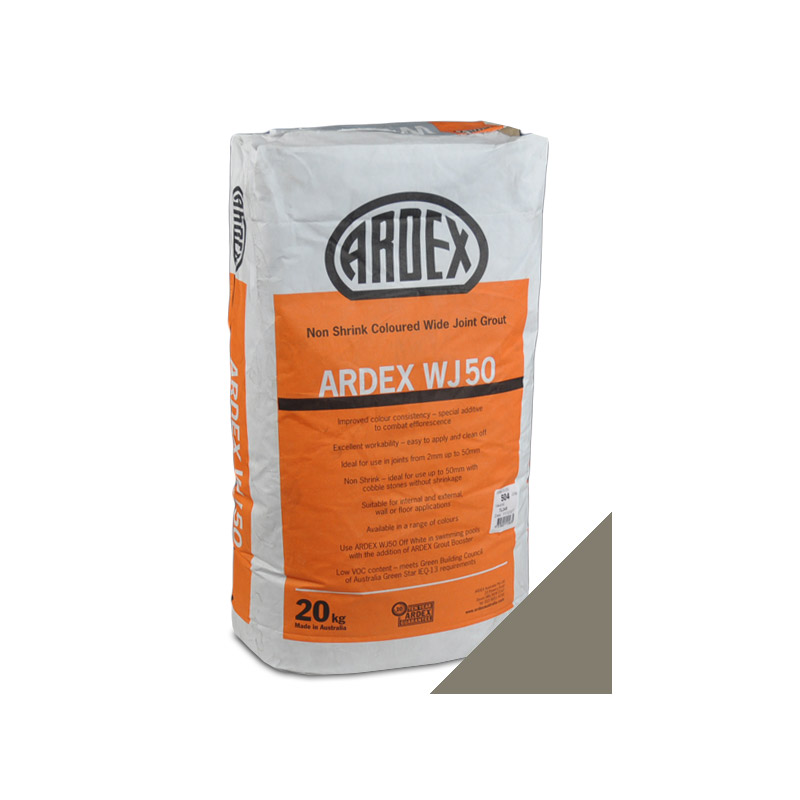 Ardex Grout WJ50 neutral