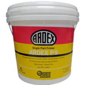 Ardex P9 Single Part Primer