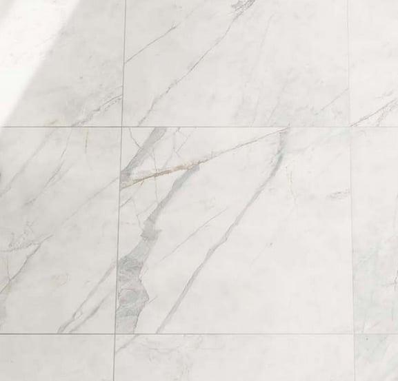 Calacatta Marble Shine Gloss Internal Tiles 450x450