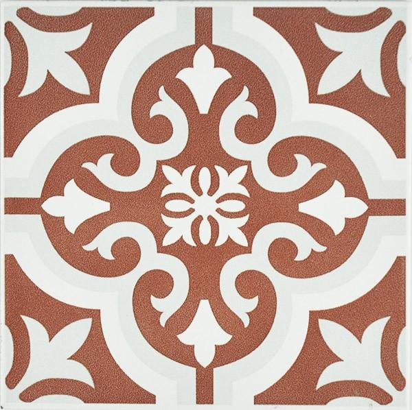 Braga Red tiles