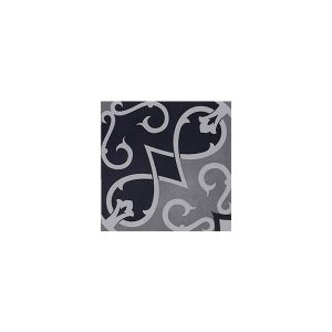 Artisan Arabesque Black Ash tiles