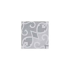 Artisan Arabesque Mist Ash tiles