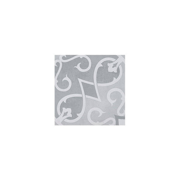 Artisan Arabesque Mist Ash tiles
