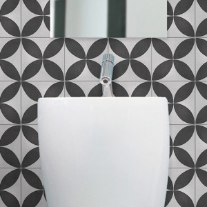 Artisan Cambridge Black tiles