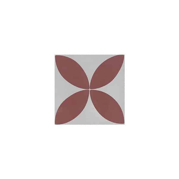 Artisan Cambridge Crimson tiles