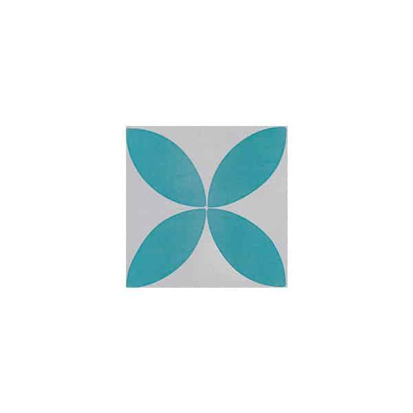 Artisan Cambridge Turquoise tiles
