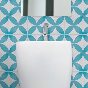 Artisan Cambridge Turquoise tiles