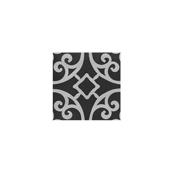 Artisan Casablanca Black tiles