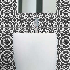 Artisan Casablanca Black tiles