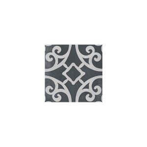 Artisan Casablanca Charcoal tiles