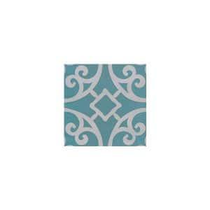 Artisan Casablanca Turquoise tiles