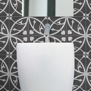 Artisan Geneva Black tiles