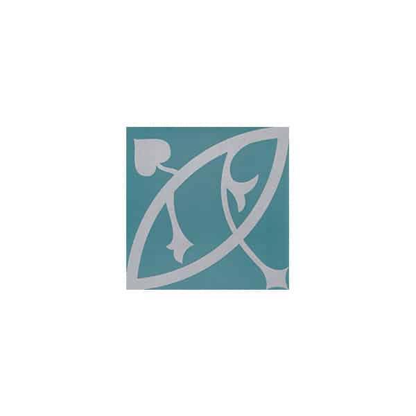 Artisan Geneva Turquoise tiles