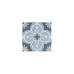 Artisan Marrakesh Chocolate Sky tiles