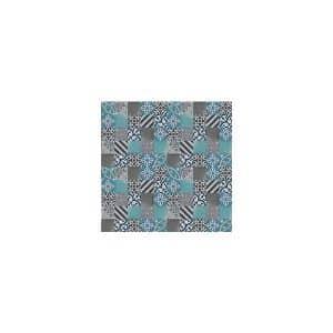 Artisan Melange Turquoise Charcoal tiles