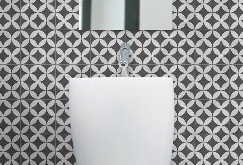 Artisan Oxford Black Matte Tiles X - Artisan tiles sale