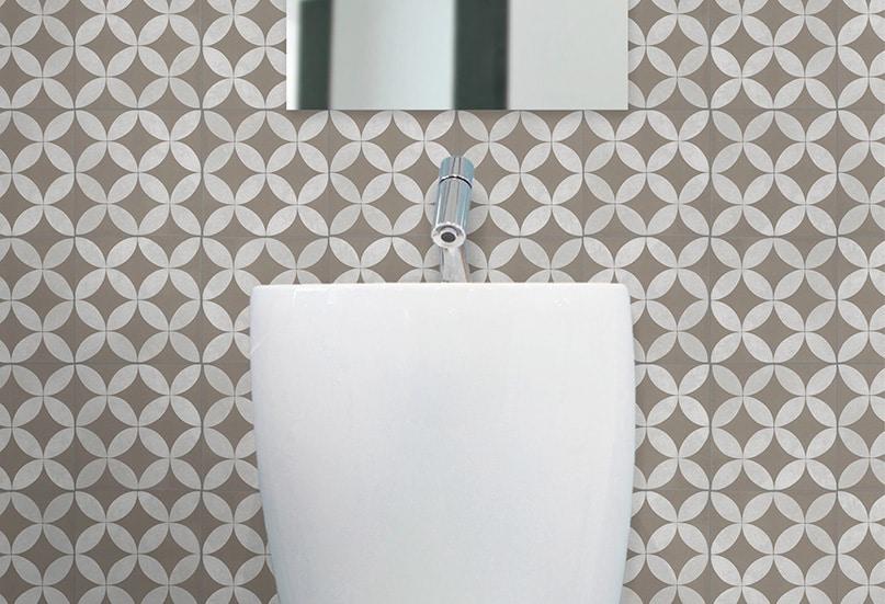 Bathroom Tiles Oxford artisan oxford chocolate matte tiles 200 x 200