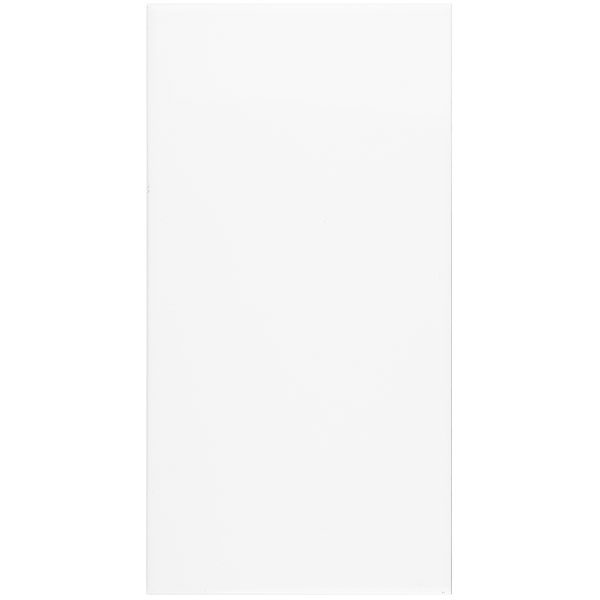 Gloss White Pressed edge tiles