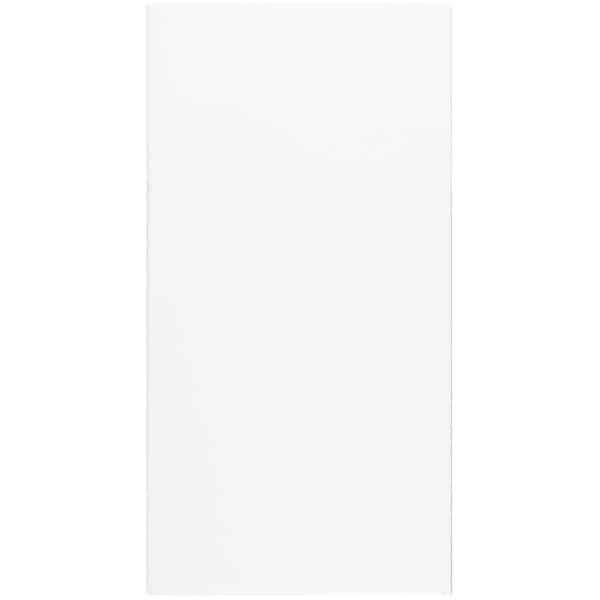 Gloss White Pressed edge tiles