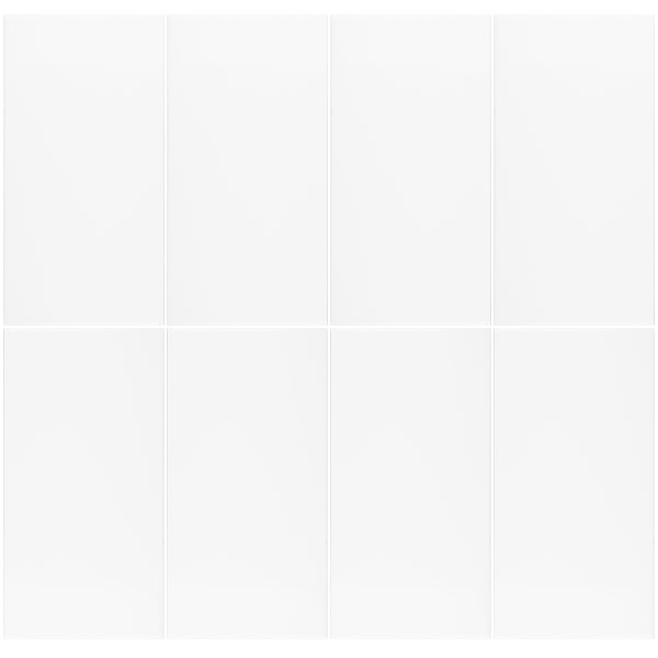 Model White 600x300 Wall Tiles