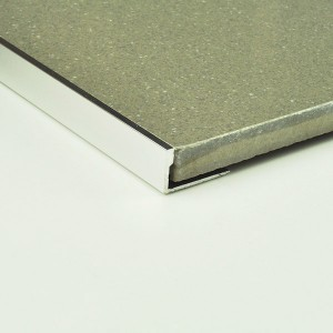 Aluminium L Shape trim