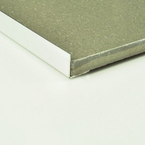 Aluminium Retrofit Edge trim