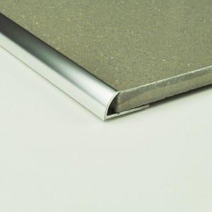 Aluminium Round Edge trim