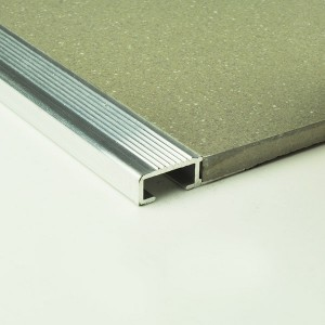 Aluminium Step Edge trim