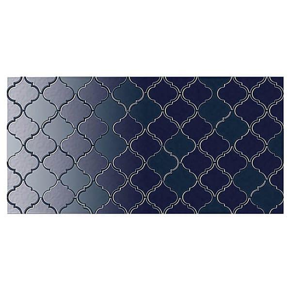 Infinity Arabella Midnight wall tiles