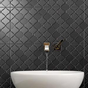 Infinity Arabella Onyx wall tiles