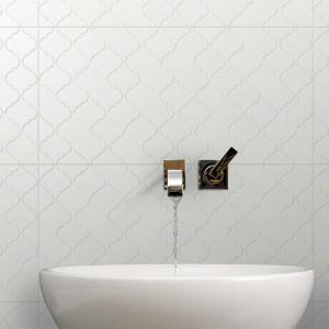 Infinity Arabella Whisper wall tiles