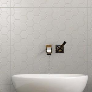 Infinity Geo Cement tiles