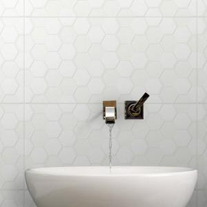 Infinity Geo Cotton tiles