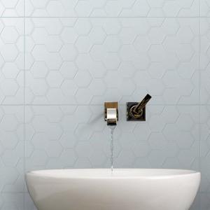 Infinity Geo Mineral tiles