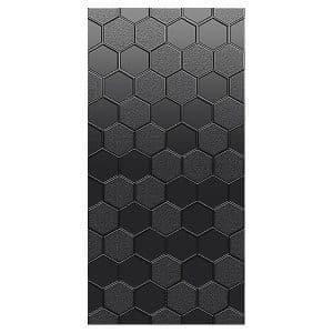 Infinity Geo Pepper tiles