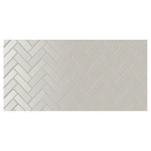 Infinity Mason Cement feature tiles