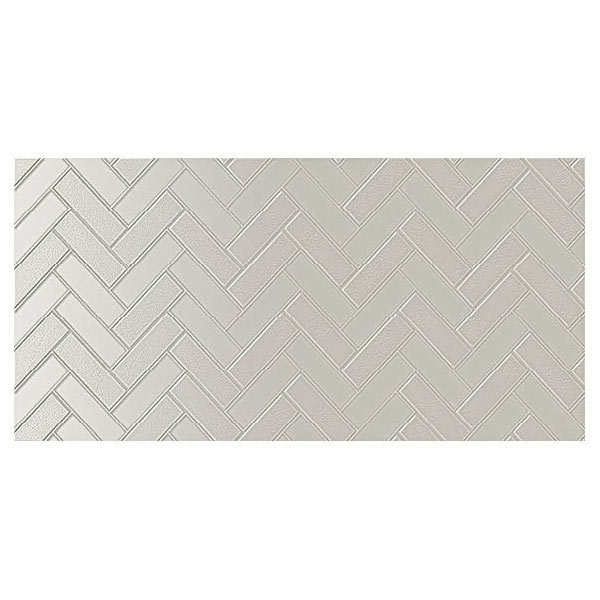 Infinity Mason Cement feature tiles