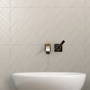 Infinity Mason Clay feature tiles