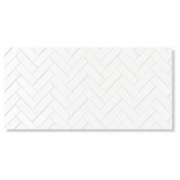 Infinity Mason Cotton feature tiles