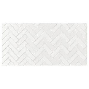 Infinity Mason Feather feature tiles