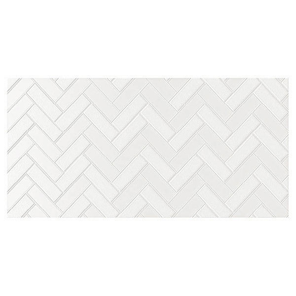 Infinity Mason Feather feature tiles