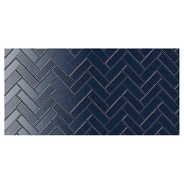 Infinity Mason Midnight wall tiles