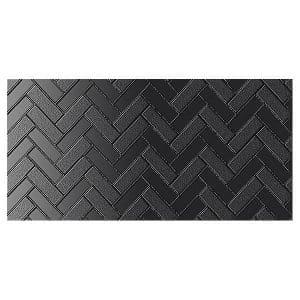 Infinity Mason Pepper tiles