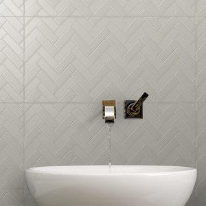 Infinity Mason Woodsmoke feature tiles
