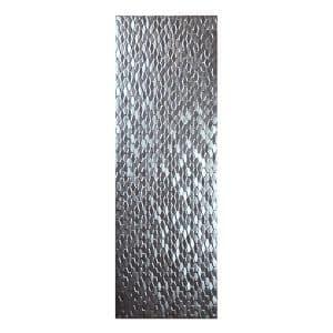 Futura Silver wall tiles