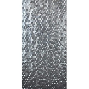 Hex Series Hexagonal Pewter tiles