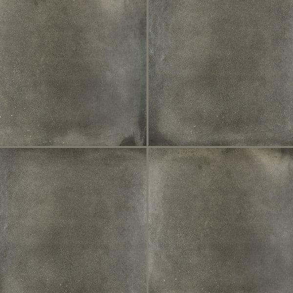 Caystone Grafite Concrete Look tiles